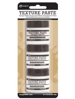 Ranger Texture Paste Sampler Medium Ranger Brand