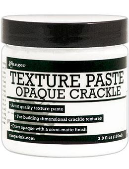 Ranger Texture Paste Opaque Crackle, 4oz Medium Ranger Brand