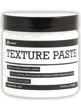Ranger Texture Paste Opaque Matte, 4oz Medium Ranger Brand
