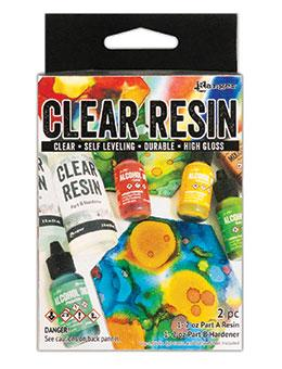 Ranger Clear Resin Kit, 2oz Resin Ranger Ink