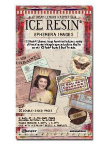 ICE Resin® Ephemera Image Assortment Ephemera ICE Resin®