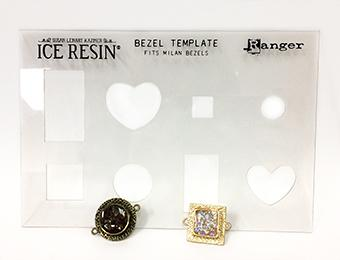 ICE Resin® Milan Bezel Template Tools & Accessories ICE Resin®