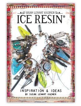 ICE Resin® Technique Book - Inspiration And Ideas
