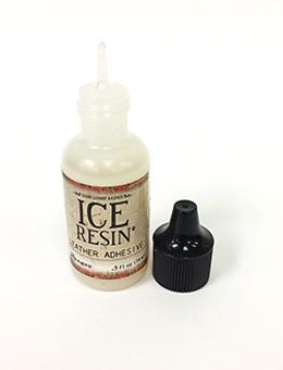 ICE Resin Leather Adhesive, .5oz.