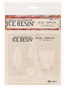 ICE Resin® Rune Bezel Template Tools & Accessories ICE Resin®