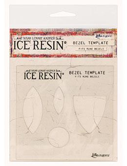 ICE Resin® Rune Bezel Template