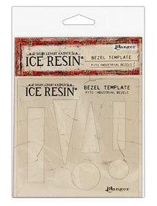 NEW! ICE Resin® Industrial Bezel Template
