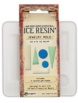 NEW! ICE Resin® Industrial Bezel Silicone Mold