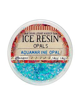 NEW! ICE Resin® Aquamarine Opal