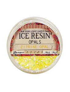 ICE Resin® Citrine Opal Opals ICE Resin®