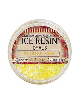 NEW! ICE Resin® Citrine Opal