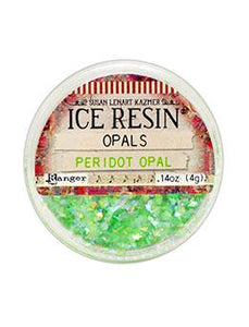 NEW! ICE Resin® Peridot Opal