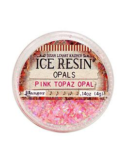 NEW! ICE Resin® Pink Topaz Opal