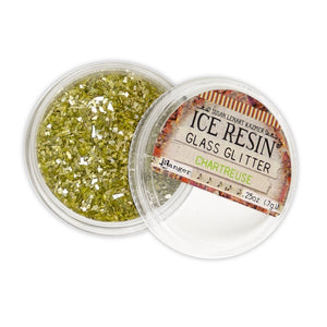 ICE Resin® Chartreuse German Glass Glitter Glitter ICE Resin®