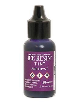 ICE Resin® Tint Amethyst, 0.5oz Tints ICE Resin®