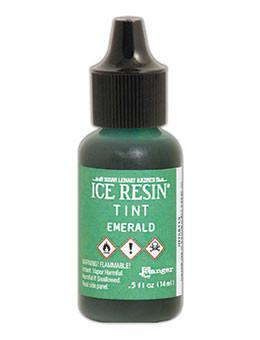 ICE Resin® Tint Emerald, 0.5oz