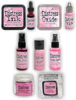 Tim Holtz Distress® Kitsch Flamingo Bundle Bundles Distress