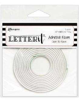 NEW! Letter It™ Clear Foam Roll Tape