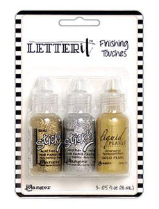 NEW! Letter It™ Finishing Touches Glitz