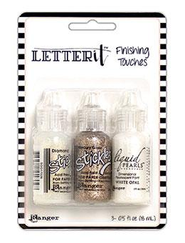NEW! Letter It™ Finishing Touches Glam