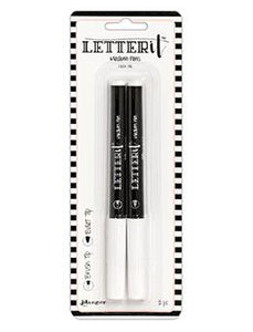 Letter It™ Medium Pens Set 1, 2pc Pens Letter It