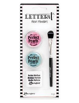 Letter It™ Perfect Pearl Kit 3, 4pc