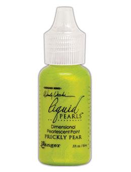 Wendy Vecchi MAKE ART Liquid Pearls Prickly Pear, 0.5oz Paint Wendy Vecchi