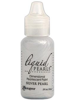 Liquid Pearls™ Silver Pearl, 0.5oz Liquid Pearls Ranger Brand