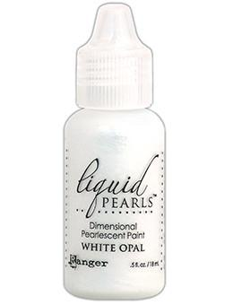 Liquid Pearls™ White Opal, 0.5oz Liquid Pearls Ranger Brand