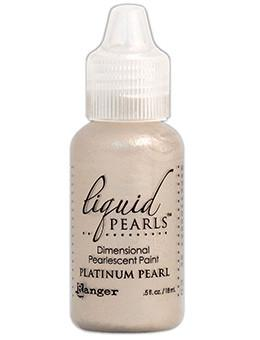 Liquid Pearls™ Platinum Pearl, 0.5oz