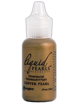 Liquid Pearls™ Copper Pearl, 0.5oz Liquid Pearls Ranger Brand