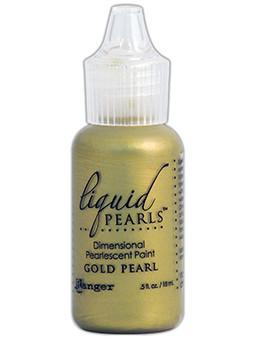 Liquid Pearls™ Gold Pearl, 0.5oz Liquid Pearls Ranger Brand