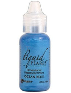 Liquid Pearls™ Ocean Blue, 0.5oz Liquid Pearls Ranger Brand