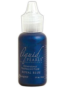 Liquid Pearls™ Royal Blue, 0.5oz Liquid Pearls Ranger Brand
