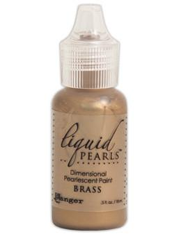Liquid Pearls™ Brass, 0.5oz Liquid Pearls Ranger Brand
