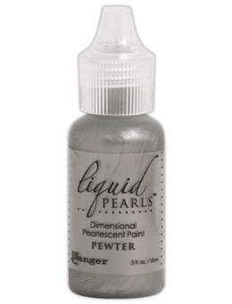 Liquid Pearls™ Pewter, 0.5oz Liquid Pearls Ranger Brand
