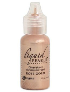 Liquid Pearls™ Rose Gold, 0.5oz Liquid Pearls Ranger Brand