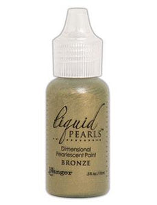 Liquid Pearls™ Bronze, 0.5oz Liquid Pearls Ranger Brand