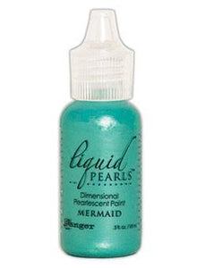 Liquid Pearls™ Mermaid, 0.5oz Liquid Pearls Ranger Brand