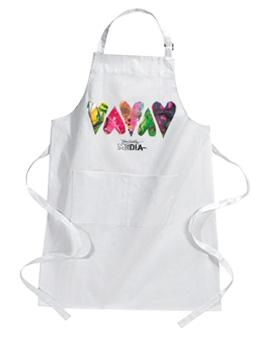 Dina Wakley Media Canvas Apron