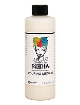Dina Wakley Media Pouring Medium, 8oz Medium Dina Wakley Media