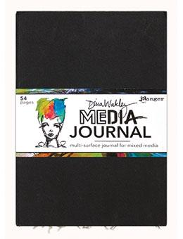 NEW! Dina Wakley Media Large Journal 10