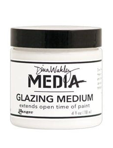 Dina Wakley Media Glazing Medium, 4oz