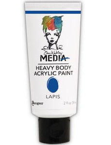 Dina Wakley Media Acrylic Paint Lapis, 2oz