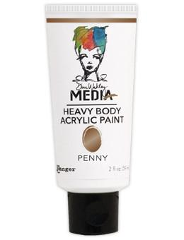 Dina Wakley Media Acrylic Paint Penny, 2oz