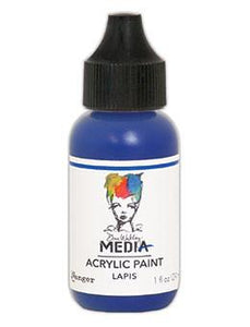 Dina Wakley Media Acrylic Paint Lapis, 1oz