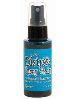 Tim Holtz Distress® Spray Stain Mermaid Lagoon, 2oz