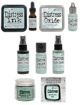Tim Holtz Distress® Speckled Egg Bundle Bundles Distress