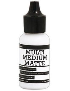 Ranger Multi Medium Bottle Matte, 0.5oz Medium Ranger Brand