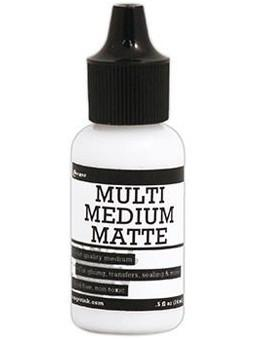 Ranger Multi Medium Bottle Matte, 0.5oz